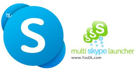 دانلود Seaside Multi Skype Launcher 1.31 - استفاده همزمان از چند حساب کاربری در اسکایپ