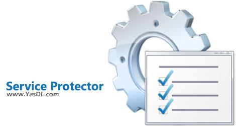 دانلود Service Protector 6.0.7.48 - نرم افزار محافظت از سرویسها در ویندوز