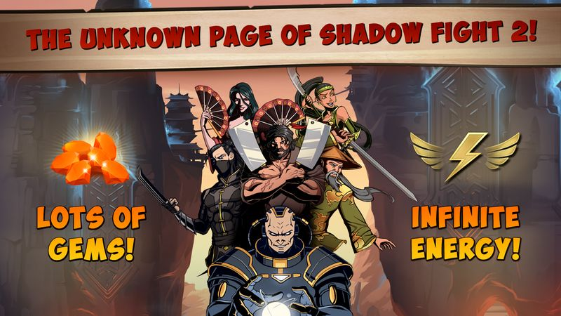 Shadow Fight 2 Special Edition 1.0.5 For Android + Infinity Edition