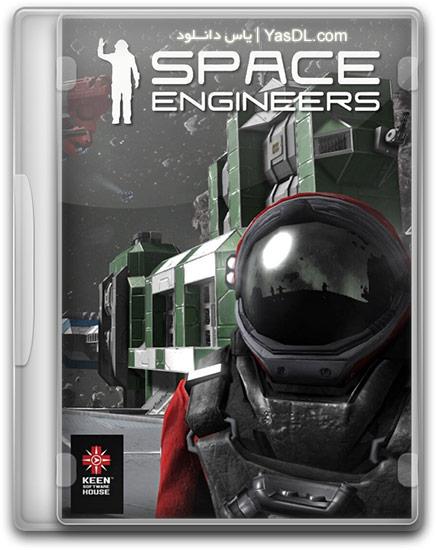 دانلود بازی Space Engineers Economy برای PC
