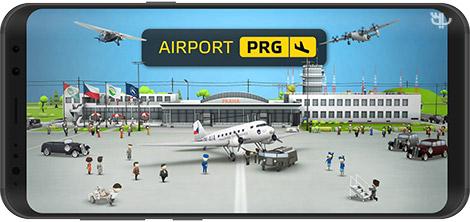 دانلود بازی AirportPRG 1.5.7 - مدیریت فرودگاه برای اندروید + دیتا + نسخه بی نهایت