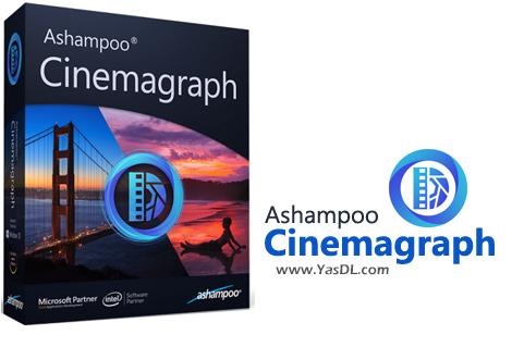 دانلود Ashampoo Cinemagraph 1.0.2 x64 - نرم افزار ساخت سینماگراف