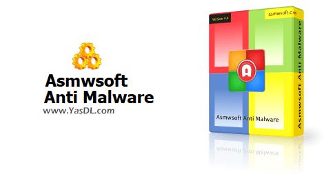دانلود Asmwsoft Anti Malware 2019 4.4.187 - ابزار ضد جاسوسی و از بین بردن بدافزارها