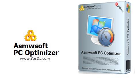 دانلود Asmwsoft PC Optimizer 2021 v12.40.3212 - نرم افزار بهینه سازی سیستم