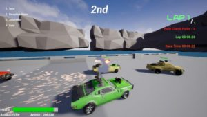 Deep Race Battle2 300x169 - دانلود بازی Deep Race Battle برای PC