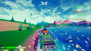 Deep Race Battle3 300x169 - دانلود بازی Deep Race Battle برای PC