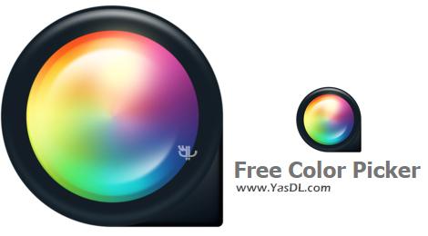 دانلود Free Color Picker 1.1 - نرم افزار تشخیص سریع کد رنگها