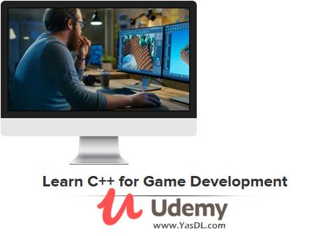 دانلود دوره آموزش بازی سازی به زبان سی پلاس پلاس - Learn C++ for Game Development - Udemy