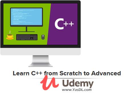 دانلود دوره آموزش برنامه نویسی سی پلاس پلاس - مقدماتی تا پیشرفته - Learn C++ from Scratch to Advanced - Udemy