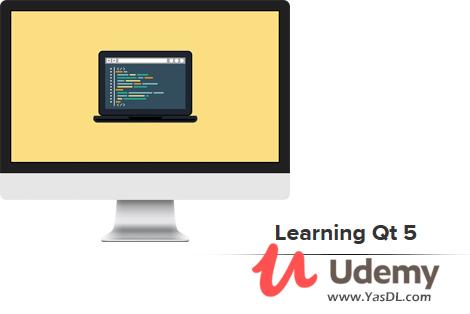 دانلود دوره آموزش کیو تی 5 - Learning Qt 5 - Udemy