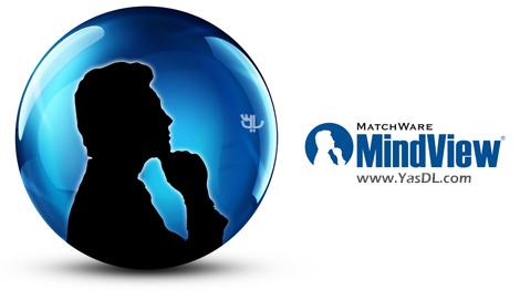 دانلود MatchWare MindView 7.0 Build 18668 - نرم افزار مدیریت پروژه و ترسیم نقشههای ذهنی