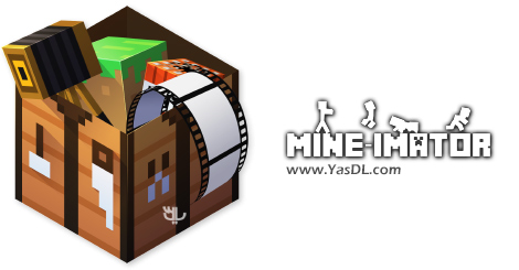 دانلود Mine-Imator 1.2.5 - نرم افزار ساخت انیمیشنهای سه بعدی برای دوستداران ماین کرافت