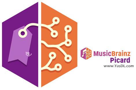 دانلود MusicBrainz Picard 2.2 x86/x64 - نرم افزار ویرایش تگ فایلهای صوتی