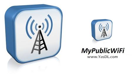 دانلود MyPublicWiFi 19.0 - نرم افزار بهاشتراکگذاری اینترنت لپ تاپ