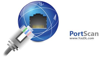 دانلود PortScan 1.75 - نرم افزار اسکن آیپی و پورت در شبکه