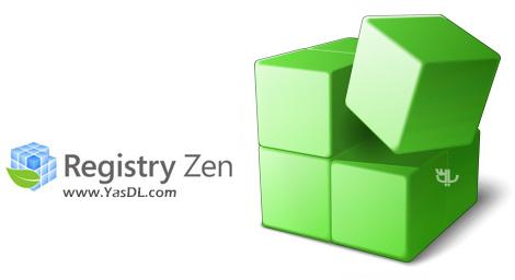 دانلود Registry Zen 2.0 - نرم افزار مدیریت و بهینهسازی رجیستری ویندوز