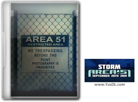 دانلود بازی Storm Area 51 September 20th 2019 برای PC