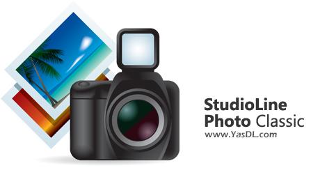 دانلود StudioLine Photo Classic 4.2.47 - نرم افزار مدیریت تصاویر