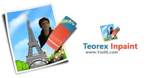 دانلود Teorex Inpaint 8.0 + Portable - حذف و جداسازی اجسام از تصاویر