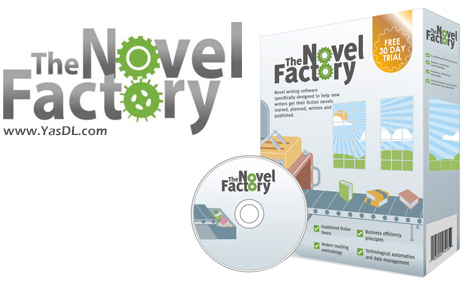 The Novel Factory 1.36.1 - Novel And Story Writing Software