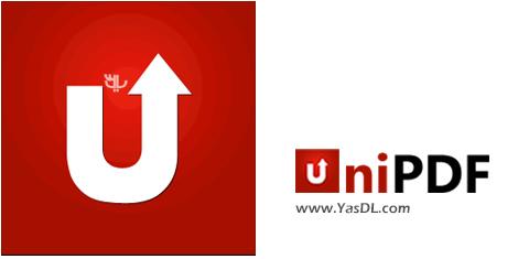 دانلود UniPDF PRO 1.3.1 - نرم افزار استخراج متن از اسناد PDF