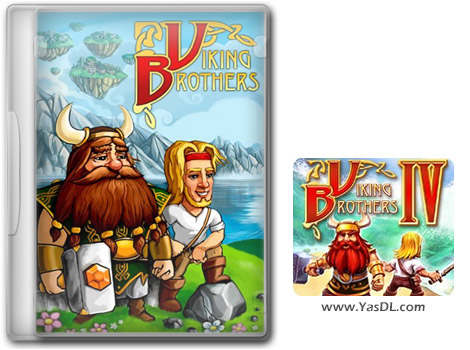 دانلود بازی Viking Brothers 6 Collectors Edition برای PC