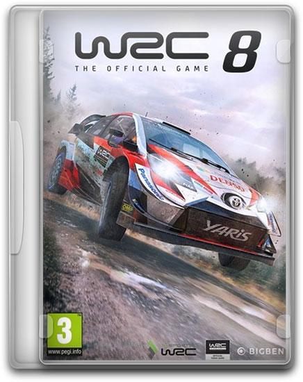 دانلود بازی WRC 8 FIA World Rally Championship برای PC