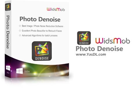 دانلود WidsMob Denoise 2.5.7 - نرم افزار کاهش نویز و بهبود کیفیت تصاویر