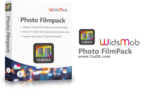 WidsMob FilmPack 2.5.22 Edit And Effect On Photos