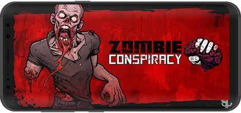 دانلود بازی Zombie Conspiracy: Shooter 0.200.4 - توطئه زامبی: تیرانداز اول شخص برای اندروید + نسخه بی نهایت