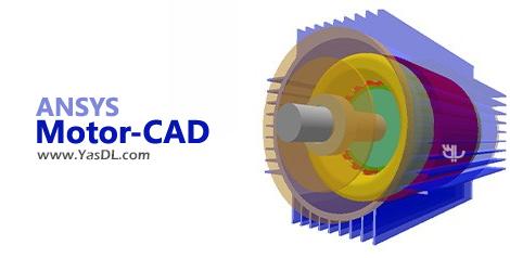 دانلود ANSYS Motor-CAD 12.1.17 - نرم افزار طراحی پیشرفته ماشینهای الکتریکی