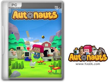 دانلود بازی Autonauts برای PC