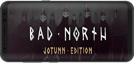 دانلود بازی Bad North: Jotunn Edition 2.00.5 - دفاع از سرزمین پادشاهی برای اندروید + دیتا