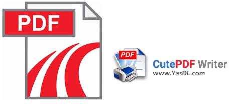 دانلود CutePDF Writer 4.0.0.1 - نرم افزار ساخت آسان و سریع اسناد PDF