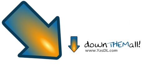 دانلود DownThemAll! 4.2.3 - مدیریت دانلودها در مرورگر فایرفاکس، کروم و اپرا