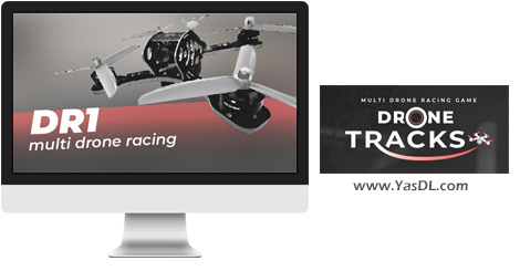 دانلود بازی Drone Tracks برای PC