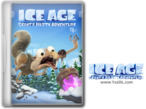 دانلود بازی Ice Age Scrats Nutty Adventure برای PC