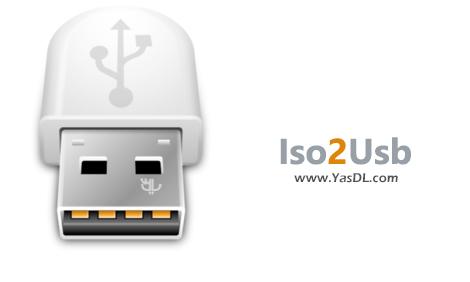 دانلود Iso2Usb 0.1.5.0 - نرم افزار رایت آسان و سریع ایمیج بر روی فلش