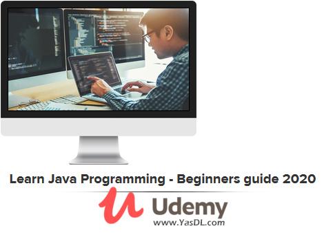 دانلود دوره مقدماتی برنامهنویسی جاوا - Learn Java Programming - Beginners guide 2020 - Udemy