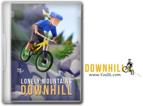 دانلود بازی Lonely Mountains Downhill برای PC