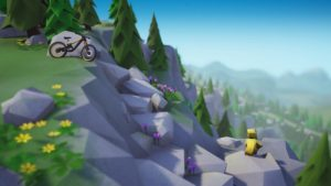 Lonely Mountains Downhill1 300x169 - دانلود بازی Lonely Mountains Downhill Winter Rides برای PC