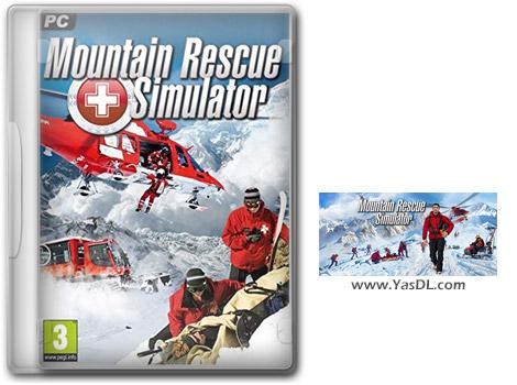 دانلود بازی Mountain Rescue Simulator برای PC