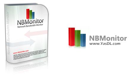 دانلود Nsasoft NBMonitor Network Bandwidth Monitor 1.6.5.0 - نرم افزار مدیریت پهنای باند شبکه