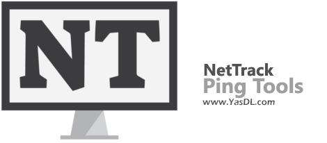 دانلود NetTrack Ping Tools 2.4.0 - نرم افزار اطلاع از پینگ سرورها و آی پی ها