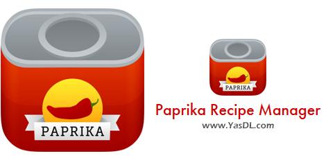 دانلود Paprika Recipe Manager 3.0.12 - ثبت و نگهداری دستورالعملهای آشپزی