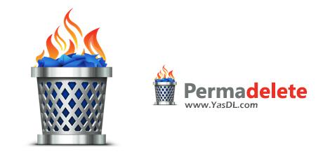 دانلود Permadelete 0.6 + Portable - نرم افزار حذف غیرقابل بازگشت دادهها