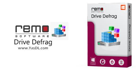 دانلود Remo Drive Defrag 2.0.0.44 - دیفراگ و بهینهسازی عملکرد هارد دیسک