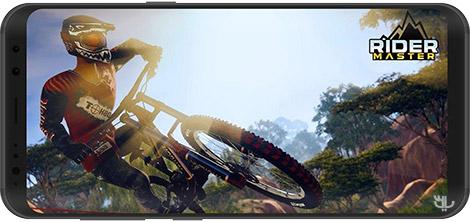 دانلود بازی Rider Master 1.0.1 - دوچرخهسواری حرفهای برای اندروید + دیتا + نسخه بی نهایت