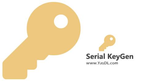 دانلود Serial KeyGen 1.1 - تولید کد و سریال فعالسازی برای استفاده برنامهنویسان