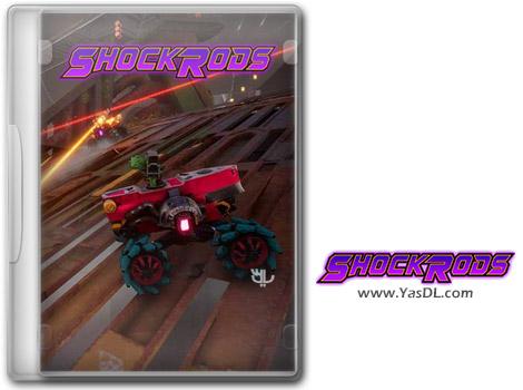 دانلود بازی ShockRods برای PC